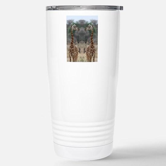 thonggiraffe Stainless Steel Travel Mug