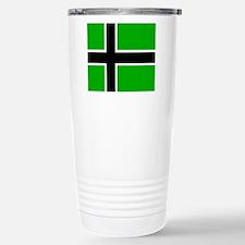 Vinland Flag Mouse Travel Mug