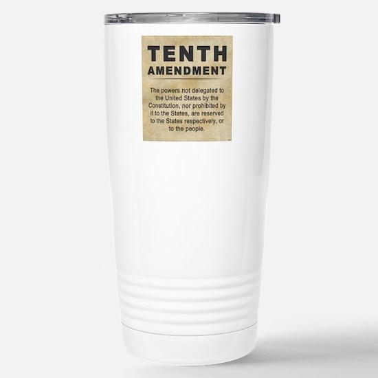 jan12_tenth_amendment_1 Stainless Steel Travel Mug