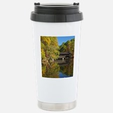Stone Mountain Covered  Stainless Steel Travel Mug