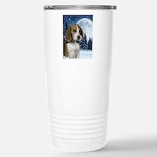 BeagleWinteriPad Stainless Steel Travel Mug