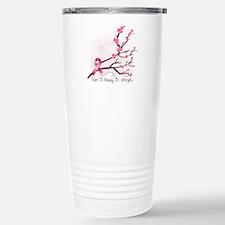 breastcancerawareness Travel Mug