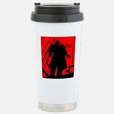 Nosferatu Clean Print C Stainless Steel Travel Mug