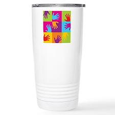 pop_art_hands-1 Travel Mug