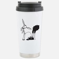 Turbine Wins. Stainless Steel Travel Mug