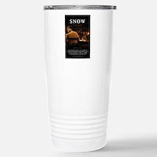 Snow Movie Poster (Larg Stainless Steel Travel Mug