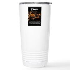 Snow Movie Poster (Medi Travel Mug