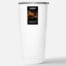 Snow Movie Poster (Smal Stainless Steel Travel Mug