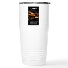 Snow Movie Poster (Smal Travel Coffee Mug