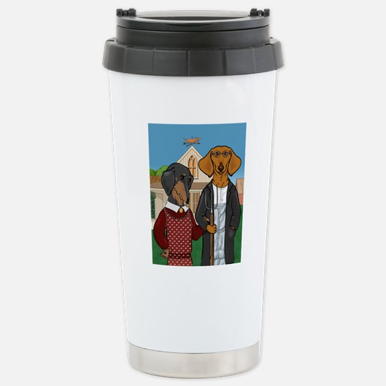doxicnew3a Stainless Steel Travel Mug