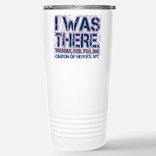 I WAS THERE 2012 G-MEN  Travel Mug