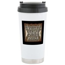 WW DR Logo Mouse Pad Travel Mug