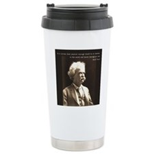 Moral Courage tote bag Travel Mug