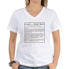 Bill of Rights/5th Amendment Shirt