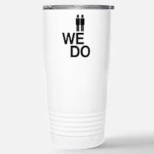 We Do Travel Mug