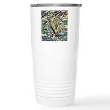 cottontail bunny Travel Coffee Mug