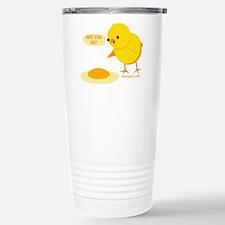 are you ok Thermos Mug