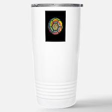soccer-tiedye-CRD Stainless Steel Travel Mug