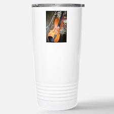 fiddle Stainless Steel Travel Mug