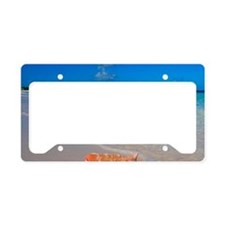 Turks & Caicos Club, Providen License Plate Holder
