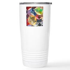Quilt2 11x11_pillow Travel Mug