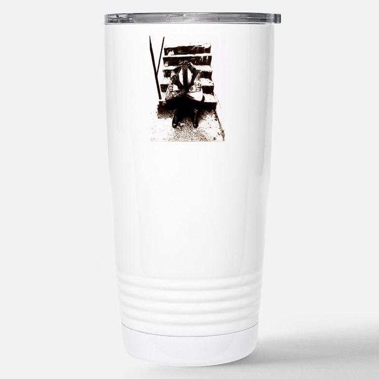 Wolves Stainless Steel Travel Mug