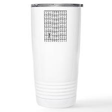DominoesWHT Travel Mug