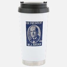 ART WJ BRYAN for PRESID Travel Mug