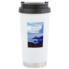 Jeremiah 29 11 Travel Coffee Mug