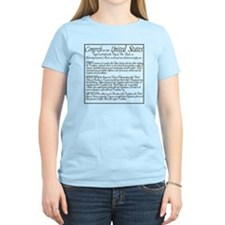Bill of Rights/6th Amendment T-Shirt