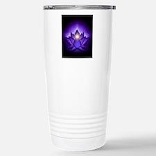 Chakra Lotus - Third Ey Travel Mug