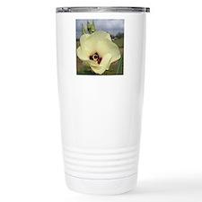 Okra Blossom Travel Mug