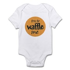 Try to waffle me Infant Bodysuit