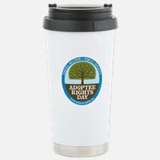 Giant Adoptee Rights St Stainless Steel Travel Mug