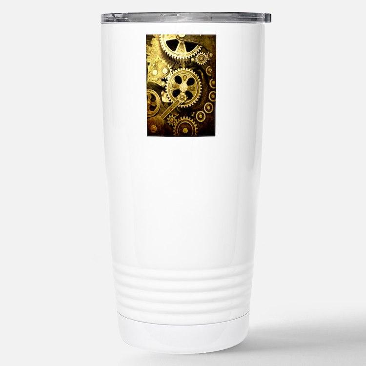 IPAD STEAMPUNK Travel Mug