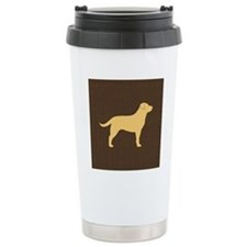 yellowlabpillow Travel Mug