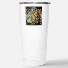 Pillow Botticelli Venus Travel Mug
