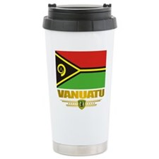 Vanuatu (Flag 10)2 Travel Coffee Mug