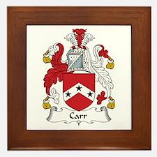 Carr Framed Tile