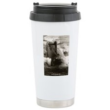 plunger framed panel pr Travel Mug