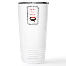 bondage bound by love Travel Mug