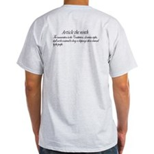Bill of Rights/9th Amendment T-Shirt