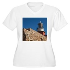 Lighthouse, Capo  T-Shirt