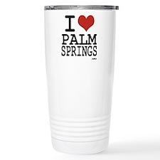I love Palm Springs Travel Mug
