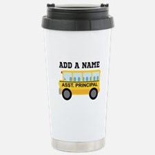 Personalized Assistant Principal Travel Mug