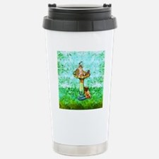 fatCatShower Travel Mug