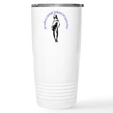 Prof Bikini Inspector S Travel Mug