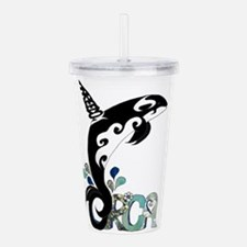 Orca Freedom Acrylic Double-wall Tumbler