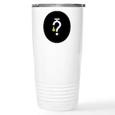 No Fracking - Got Frack Travel Mug