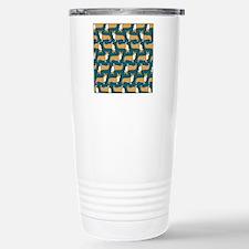 corgipillow2 Thermos Mug